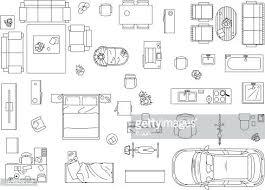 floor plan symbols. Kitchen Floor Plan Symbols Appliances Furniture 1 Pdf L