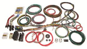 painless wiring loom solidfonts 20104 mustang painless performance universal muscle car wiring