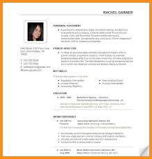 Best Resume Format To Use Delectable Top Resume Format Pelosleclaire