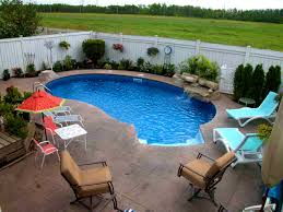 Outstanding Ground Swimming Pool Designs Small Inground Pools For Backyard  Photos Lot Design Ideas Pricing Above