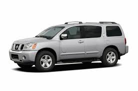 2005 Nissan Armada Specs and Prices