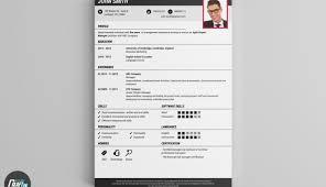 Resume Cv Templates Beautiful Job Resume Maker Creative Cv