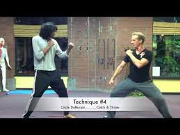 Dragon Kung Fu 10 Fighting Techniques Youtube