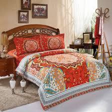 set boho style bedding queen sizeluxury duvet cover arresting