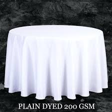 120 inch round white tablecloth big size polyester white round table cloth wedding tablecloth party with 120 inch round white tablecloth