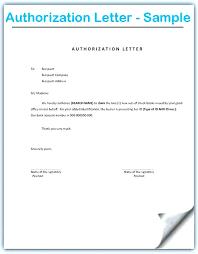Sample Medical Authorization Letter Mesmerizing Sample Vehicle Transfer Letter Format Copy Sample Authorization