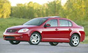 2009 Chevrolet Cobalt - Information and photos - ZombieDrive