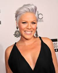 Short Grey Hair Style 13 silver hair color ideas celebrity silver hair dye shades 2353 by wearticles.com