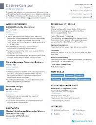 You'll find a variety of free resume samples and examples right here. 60 Resume Examples Guides For Any Job