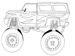 Car Printable Coloring Pages Free Online