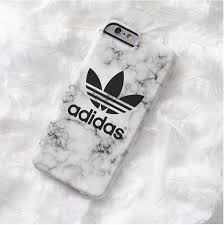 iphone 7 cases marble. marble adidas case iphone 7 plus 5/4/4s/5c by riaseasons | electronics pinterest adidas, marbles and phone cases