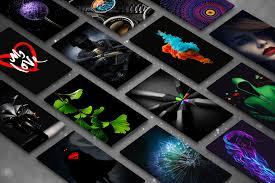 Black Wallpapers - 4K Dark & AMOLED ...
