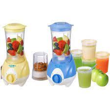 Food Processor Untuk Makanan Pendamping ASI SehatQ.com