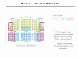 Irving Music Factory Seating Chart Exact Radio City Music Hall Rockettes Seating Chart Radio