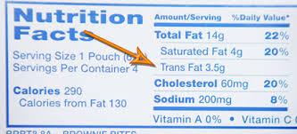 trans fat ile ilgili görsel sonucu