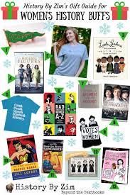 gift guide women s history buffs
