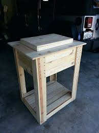 idea patio cooler plans or pallet made ice chest and outdoor cooler 89 patio deck cooler new patio cooler plans