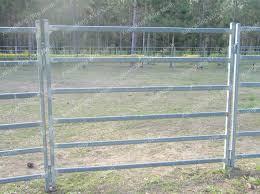 Metal Fence Panels Farm Cattle Panel Metal Fence Panels Farm 0