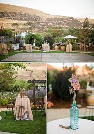 diy backyard wedding reception ideas. outdoor dance floor and cocktail table ideas diy backyard wedding reception i
