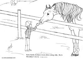 Tons of free drawings to color in our collection of printable coloring pages! Coloring Page Stallion Jordan Free Printable Coloring Pages Img 6090