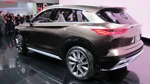 2018 infiniti ex. brilliant 2018 new infiniti qx50 concept 2018  exterior interior to infiniti ex