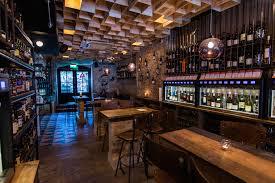 bar interiors design. Brilliant Design Vagabond Wines Spitalfields London UK  Finch Interiors Image Courtesy  Of Inside Bar Interiors Design E