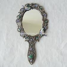 Antique hand mirror Ornate Hand Mirror China Hand Mirror Global Sources China Antique Gold Simple Hand Mirror With Birds On Made Of Zinc