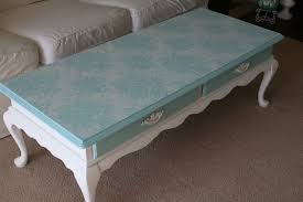 Coffee Table Painting Images Of Chalk Paint Coffee Table Elegy
