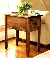 narrow end tables with storage winebydesignclub small end tables small round tables for living room