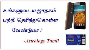 Horoscope Chart In Tamil With Predictions Astrology In Tamil App