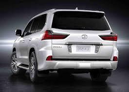 2018 lexus 570 lx. perfect 2018 2018 lexus lx 570 rear in lexus lx