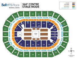 Detailed Seating Chart Bell Centre Montreal Seating Bell Mts Place Bell Mts Place