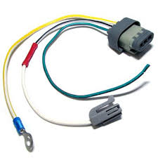 part 925606 ford wiring plug combo for 3g series alternators alternator wiring harness ford f 150 at Alternator Wiring Harness Ford