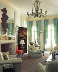 classy home furniture. Grand Theme Of Living Room Classy Home Decor With Green Furniture Curtain Also Arm Chairs Cushion Plus Coffee Table Fireplace A