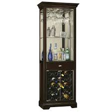Cherry Bar Cabinet Howard Miller Lodi Wine And Bar Cabinet Wine Enthusiast
