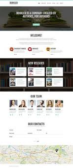Website Builder Templates Impressive Water Responsive Website Template Template And Website