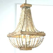 wood bead chandelier pottery barn chandeliers wood bead chandelier inspiration small pottery barn diy pottery barn