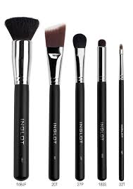 with this set of beauty s and foundation powder and eye shadow brushes as well as beauty blender i e a special sponge for makeup we can go to any