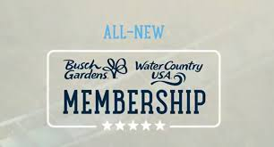 don t call it an annual pass not anymore today busch gardens williamsburg has rolled out an all new membership card program that will replace the