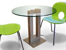glass dining table. Isis-glass-dining-table Glass Dining Table