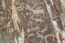ancient art in the altai mountains russia while the world s best known cave art exists in france and spain examples of it abound throughout the world
