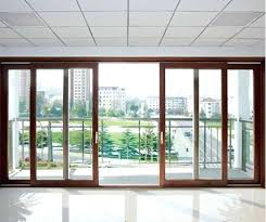 double glass doors wide door mobile home sliding modern high definition wallpaper photos curtain wall revit