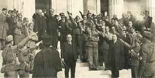 Αποτέλεσμα εικόνας για φωτο δικτατορίας μεταξα