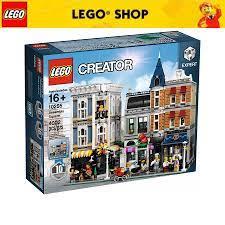 LEGO CREATOR Bộ Sưu Tập Quảng Trường Thành Phố 10255 (4002 chi tiết)