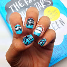 16 Book-Inspired Nail Art Designs | more.com