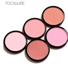 focallure makeup cheek blush powder 6 color matte blusher diffe color powder pressed foundation face makeup blusher
