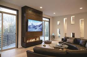 three sided clear 170 ts gas fireplace