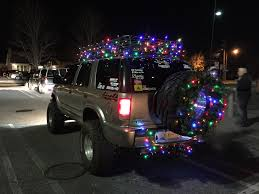 How to: Christmas Lights On Your Car or Truck - YouTube