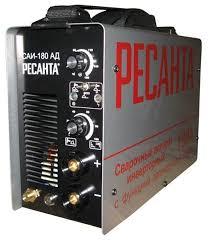 Сварочный аппарат <b>РЕСАНТА САИ-180 АД</b> (TIG, MMA) — купить ...