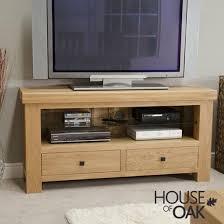 oak tv unit solid wood tv stands